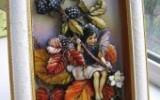 Ксения 68 - Арте-Франчез. Распечатка на принтере превращается в картину.