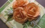 Ксения 68 - Как сделать розу из бумаги для скрапбукинга