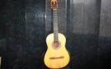 Гуру - Гитара из красного дерева