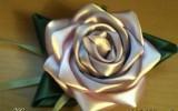 Ксения 68 - Розы из атласных лент