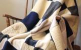 Ксения 68 - Плед из старых свитеров