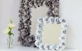 Ксения 68 - Рамка для зеркала из яичных лотков