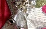 Ксения 68 - Звезды. Винтажное украшение из старых книг.МК