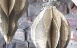 Ксения 68 - Ёлочное украшение из старых книг. МК