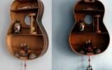 Ксения 68 - Полка из старой гитары