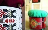 Ксения 68 - Пуфики Knit Knack из барабанов от старых стиральных машин