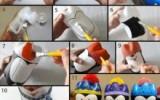 Ксения 68 - Веселые пингвины из пластиковых бутылок