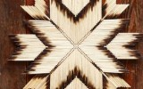 Ксения 68 - Звезда из жженых спичек. МК