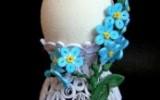 Ксения 68 - Подставка под яйцо.Квиллинг
