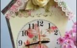 Ксения 68 - Часы скворечник.МК