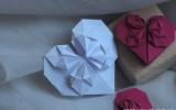Ксения 68 - Сердечки оригами. Подробный МК