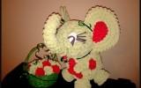Ксения 68 - Слоники из гофробумаги.МК