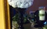 Ксения 68 - Топиарий из роз (гофрированная бумага)