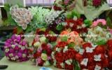 Ксения 68 - Шикарные цветы из лент от Suzana Mustafa. Идеи и МК