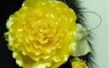 Ксения 68 - Текстильная роза.