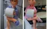 Ксения 68 - Куклы- держатели туалетной бумаги