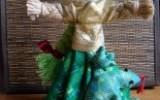 Ксения 68 - Куклы из веревки. Идеи