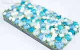 Ксения 68 - Чехол с розочками из полимерной глины