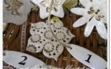 Ксения 68 - Подвески в винтажном стиле из соленого теста. МК