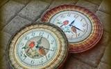 Ксения 68 - Часы из газетной лозы
