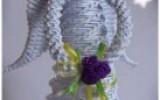 Ксения 68 - Ангел из газетных грубочек