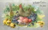Ксения 68 - Винтажные открытки к Пасхе