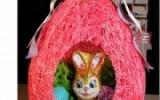 Ксения 68 - Яйцо к Пасхе из ниток