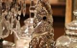 Ксения 68 -  Гламурные ёлочки из бусин. МК и идеи