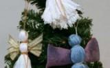 Ксения 68 - Рождественские ангелы-мотанки из пряжи и ниток.МК
