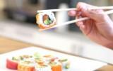 Ксения 68 - Как правильно пользоваться палочками для суши