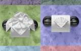 Ксения 68 - Оригами из туалетной бумаги