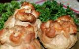 Ксения 68 - Мешочки из свинины с сыром и грибами