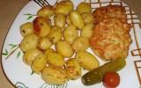 Ксения 68 - Картофель к праздничному столу - быстро, вкусно, красиво!