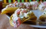 Ксения 68 - Закуска на чипсах. Семь вариантов вкусной начинки на любой вкус
