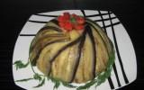 Ксения 68 - Террин баклажановый с болгарским перцем и помидорами