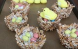 Ксения 68 - Шоколадные гнезда. МК