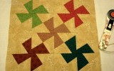 Ксения 68 - Лоскутное шитье. Фото МК