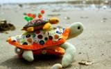 Ксения 68 - Черепашка-органайзер для швейных принадлежностей. Фото МК