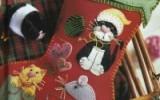 Ксения 68 - Шьем сапожок для новогодних подарков