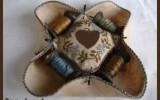 Ксения 68 - Игольница из грубой ткани. Фото МК