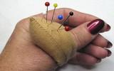 Ксения 68 - Игольница на палец.МК
