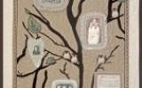 Ксения 68 - Семейное дерево.Пэчворк