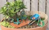 Ксения 68 - Мини-садики для украшения балкона.Идеи