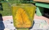 Ксения 68 - Урна для мусора из бетона