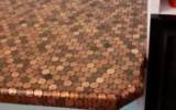 Ксения 68 - Столешница и пол из монет