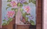 Ксения 68 - Штора и панно для кухни из бусин