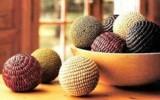 Ксения 68 - Шары из фасоли, зерен кофе и различной крупы