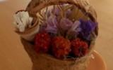 Ксения 68 - Корзиночка из скорлупы грецких орехов.Маленький МК и еще идеи