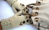 Ксения 68 - Варежки, перчатки, митенки. Идеи для вдохновения.