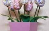 Ксения 68 - Тюльпаны из ткани